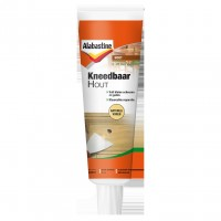 Alabastine kneedbaar hout naturel / vuren 50ml
