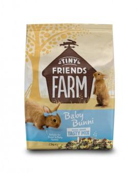 TFF Baby Bunni Russel Rabbit Junior tasty mix 12,5 kg