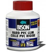 Bison hard PVC lijm 100ml (met kwast)