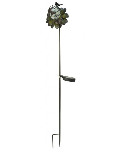 COLE & BRIGHT FILIGREE FLOWER STAKE LIGHT L21125
