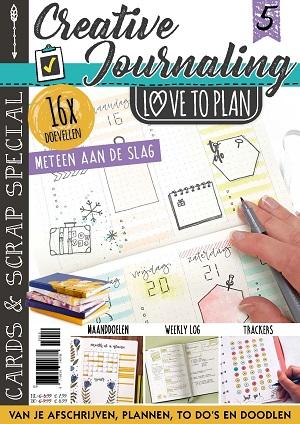Creative Journaling 5 � Love to plan