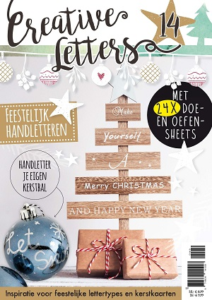 Creative Letters 14 Kerstspecial 2019