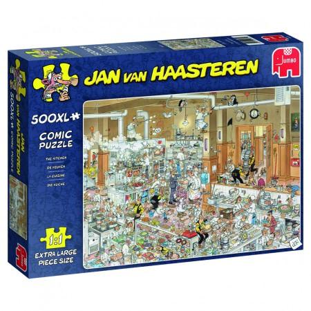 Puzzel Jan van Haasteren De keuken 500 stukjes (online uitverkocht)