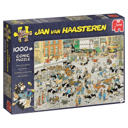 Puzzel Jan van Haasteren De veemarkt 1000 stukjes (online uitverkocht)
