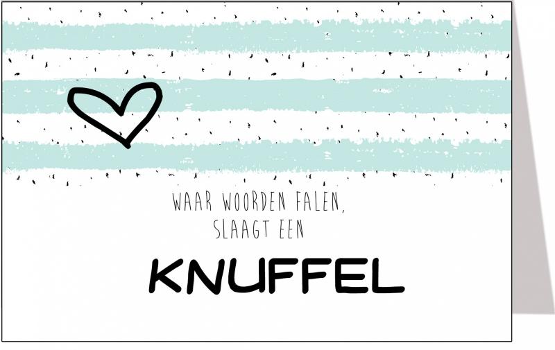 Wenskaart Waar woorden falen