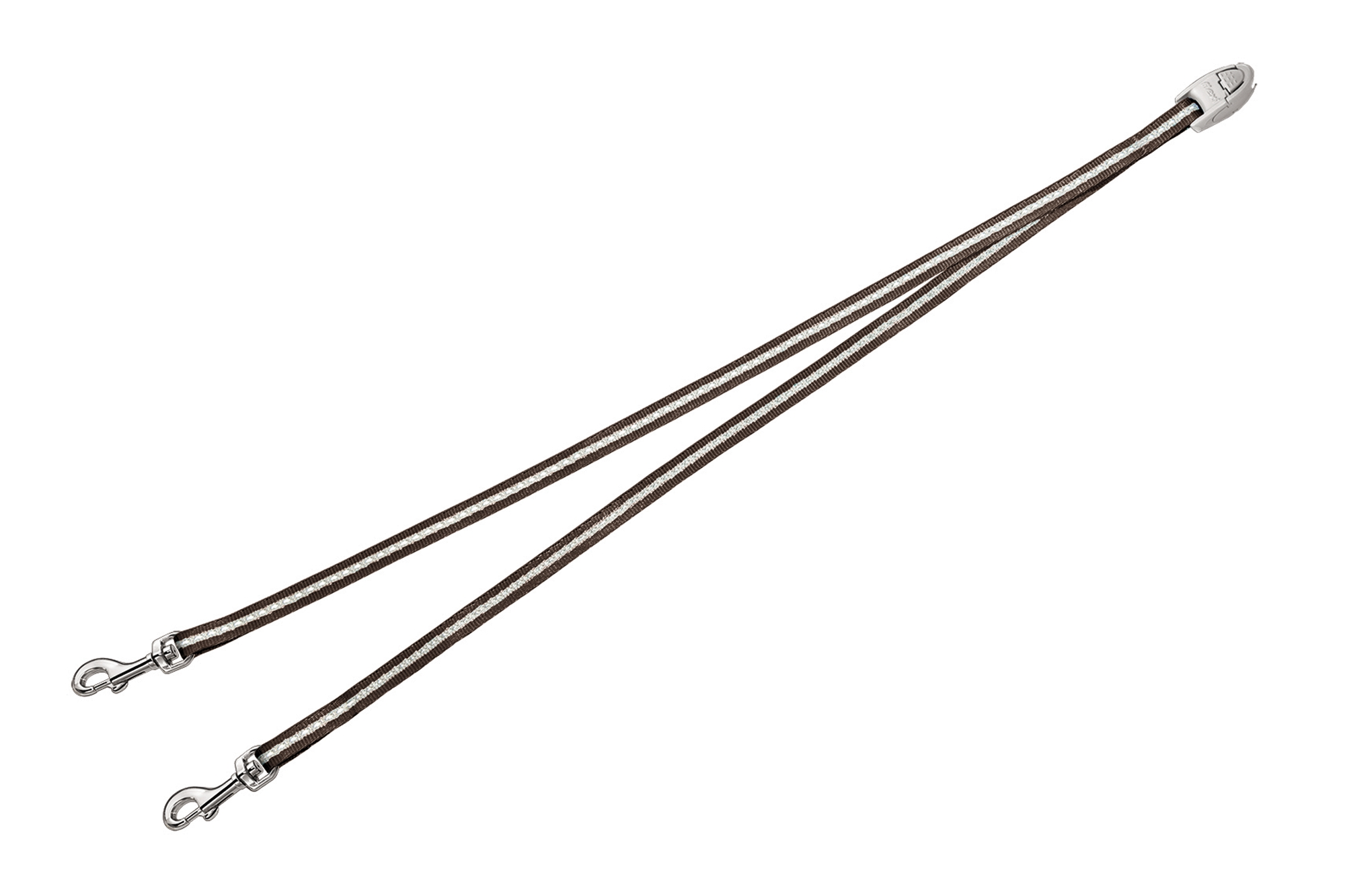 Flexi vario duo belt bruin (VERVALLEN)