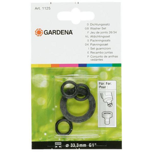 """Gardena setje rubberringen 1/2"""""""