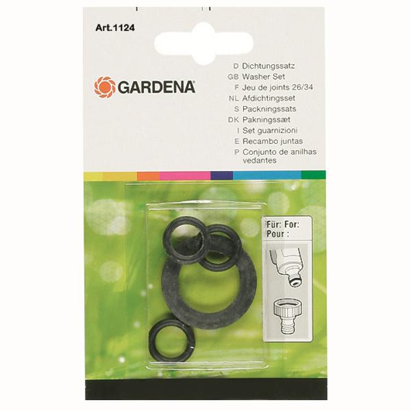 """Gardena setje rubberringen 3/4"""""""