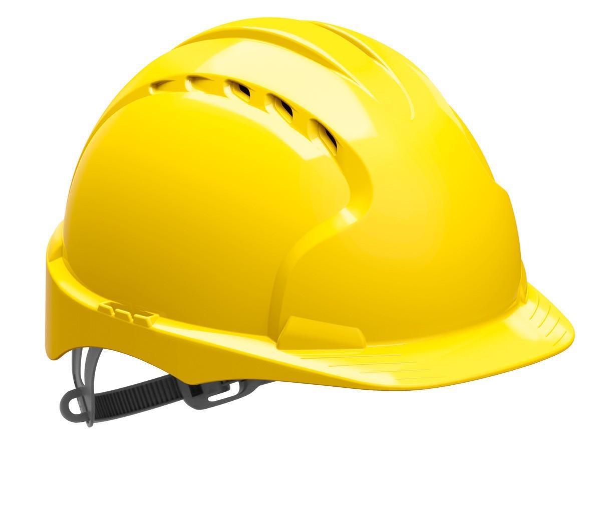 Gevavi EVO2 veiligheidshelm geel
