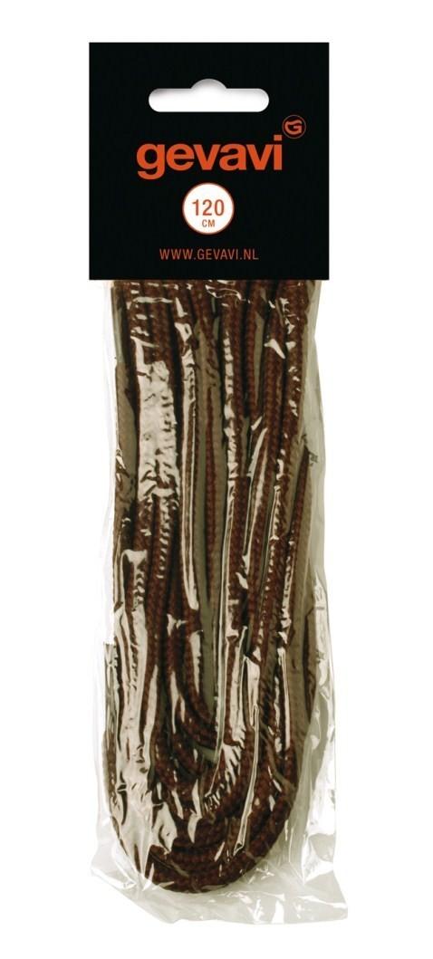 Gevavi veters rond bruin 120 cm