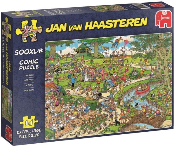 Puzzel Jan van Haasteren Het Park 500 stukjes (online uitverkocht)