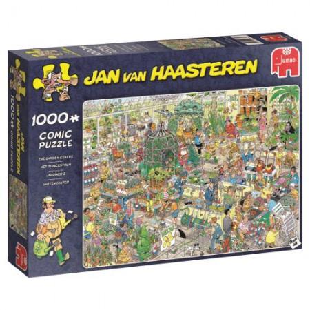 Puzzel Jan van Haasteren Het tuincentrum 1000 stukjes (online uitverkocht)