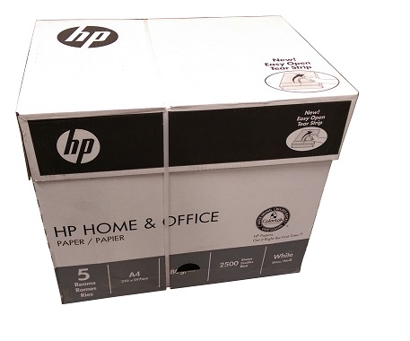 HP KOPIEERPAPIER CHP 150 80 GRAM 500 VEL OMDOOS A 5 PAK