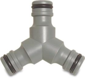 Hydro-Fit koppeling t-stuk