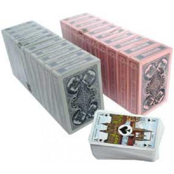 Geplastificeerde speelkaarten 'Hondjes'