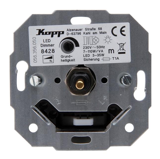 KOPP LEDDIMMER 230V LED-35W GLS-110W