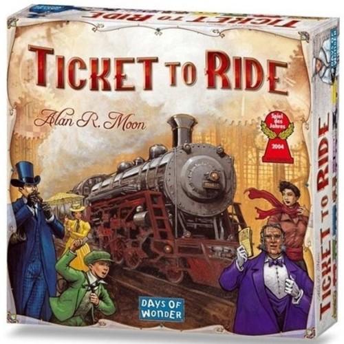 Ticket to Ride - Amerika