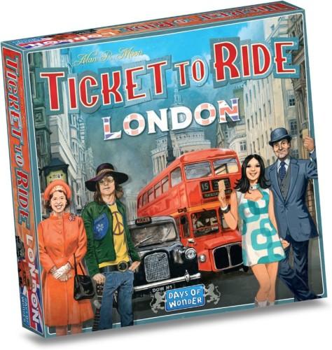 Ticket To Ride - Londen