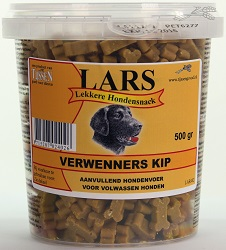 LARS VERWENNERS KIP 1 X 500 GR.