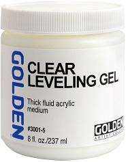 Golden Clear Leveling Gel 237ML