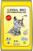 LINDA BIO-KATTENBAKVULLING 8 LTR.