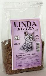 LINDA KATTENBROK KITTEN MIX 400 GR
