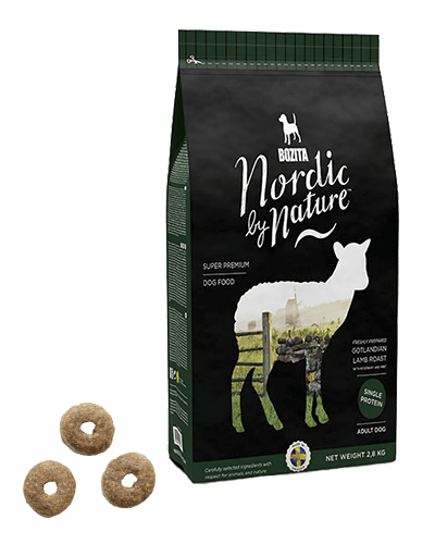 NORDIC BY NATURE LAMB 850 GRAM<br />(VERVALLEN)