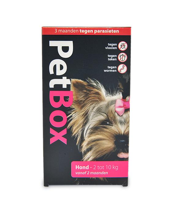 PETBOX HOND 2-10 KG