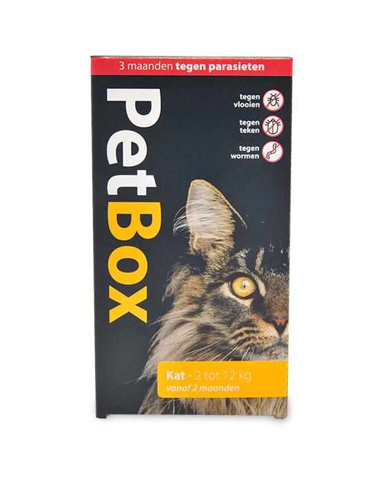 PETBOX KAT 2-12 KG
