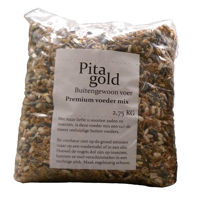 PITA GOLD PREMIUM VOEDER MIX 2,75 KG