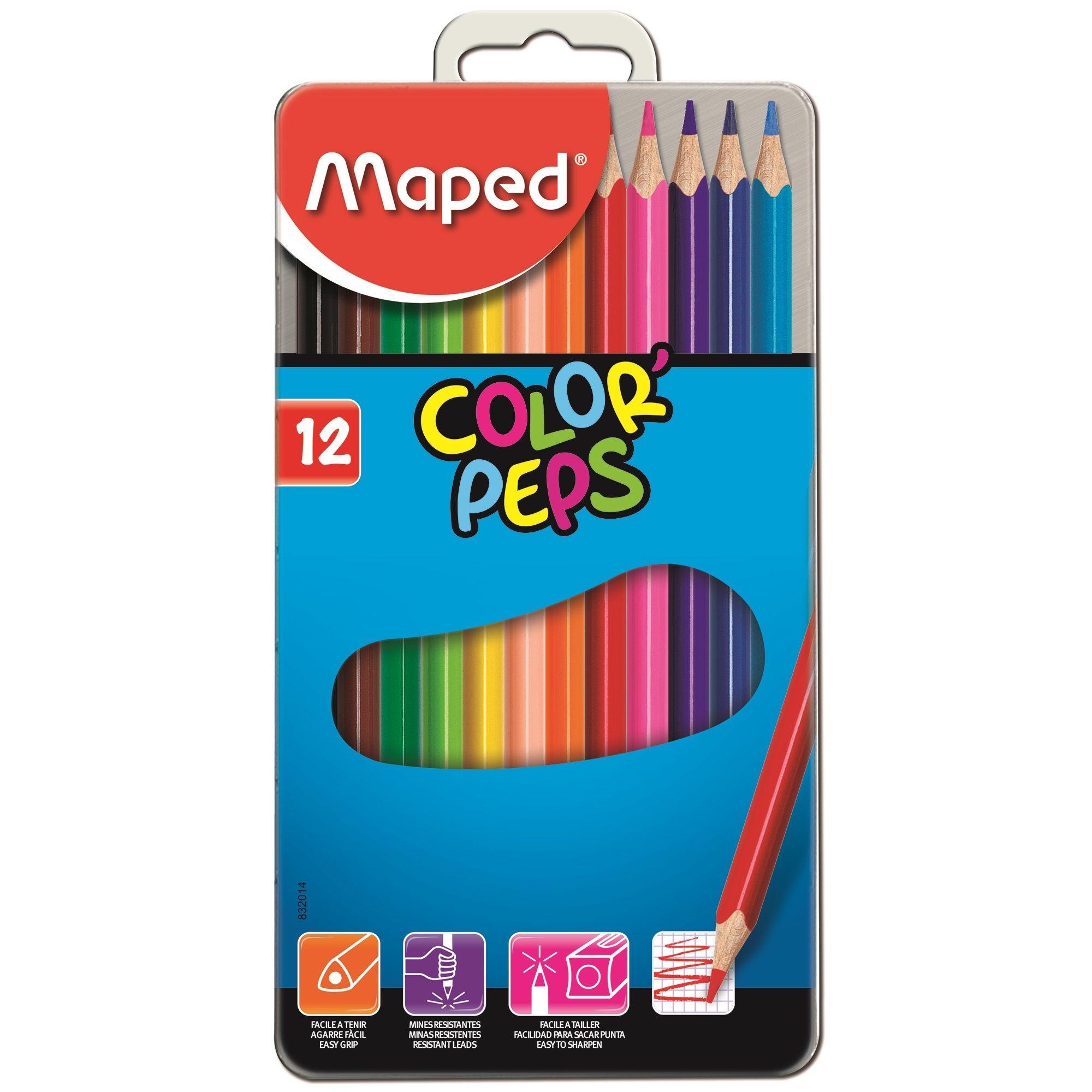 Colorpeps kleurpotloden