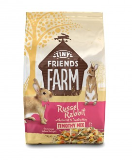 TFF Russel Rabbit timothy mix 2,5 kg