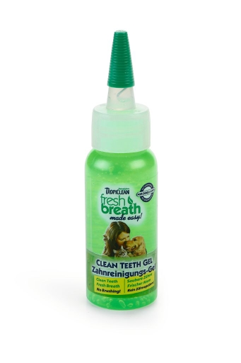 TROPICLEAN CLEAN TEETH GEL DOG/CAT 59ML