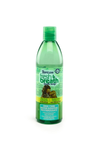 TROPICLEAN ORAL CARE WATER ADD DOG/CAT 473ML