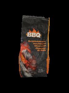 THM BBQ houtskool 2,5kg