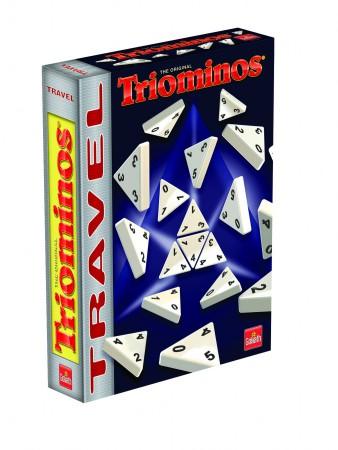 Triominos - Reiseditie