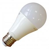 V-TAC 7260 A60 BOL 9W LED 2700K<br />(ACTIE €2,79)