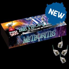 METEORITES 20 ST