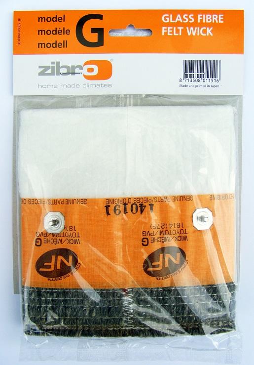 Zibro / Qlima kous type G