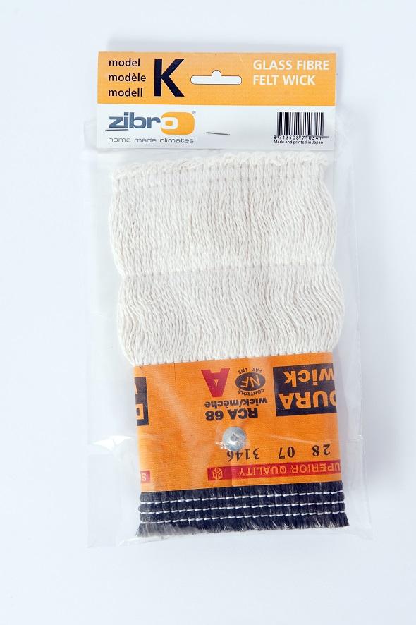 Zibro / Qlima kous type K