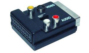 Shiverpeaks BASIC-S koppeling,  Scart plug - 3 x Chin