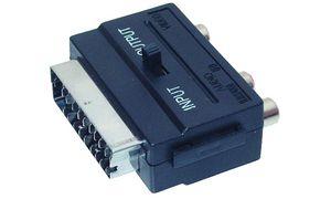 Shiverpeaks BASIC-S koppeling,  Scart plug - 3 x RCA