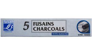 LEFRANC & BOURGEOIS             Charcoal'Vénitiens ', 5 Zaak
