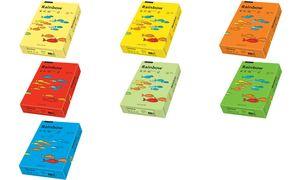 PAPYRUS multifunctioneel papier Rainbow, A4, helder groen