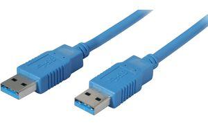 Shiverpeaks BASIC-S USB         3.0-kabel, A-stekker - A