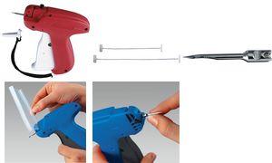 Sigel Anschießfäden voor taggingpistool, lengte: 25 mm