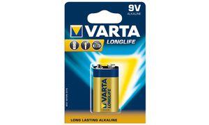 1 Varta Longlife Extra 9V-Block 6 LR 61