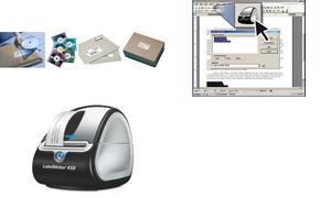 Dymo Labelwriter 450 -          Labelprinter