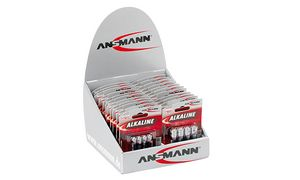 ANSMANN Alkaline battery'RED ', 22er Vertoning