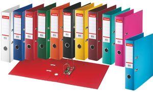 Esselte Plastik-Ordner Standard,Einband innen und auáen mit PP-F
